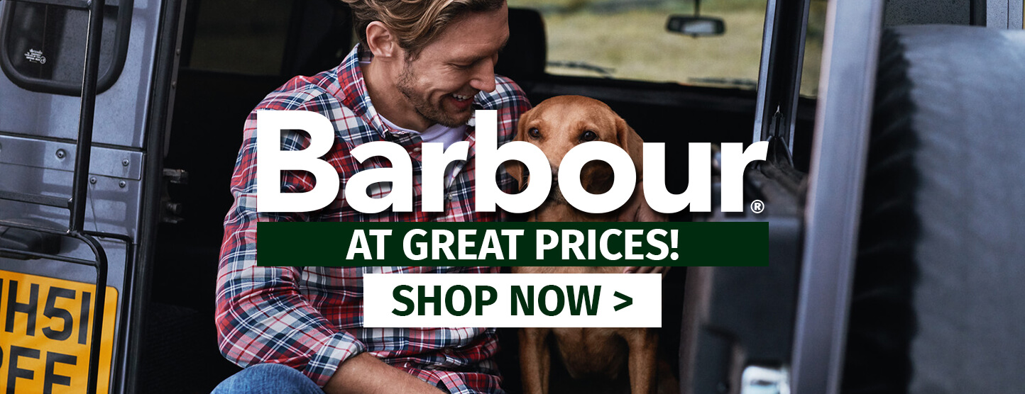 Barbour Country Clothing