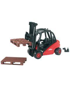 Bruder Linde H30D Forklift Truck Toy