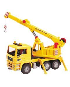 Bruder MAN TGA Crane Truck Toy