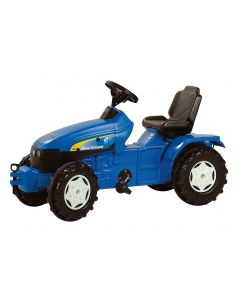Rolly Toys New Holland TD5050 Ride on Tractor