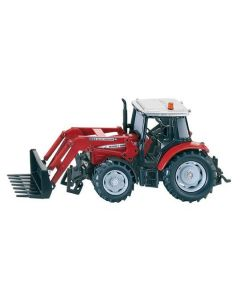 Siku Massey Ferguson 5455 Tractor with Front Loader Toy