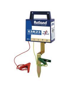 Rutland ESB25 Battery Fence Energiser