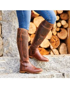 Dublin Ladies Kalmar Leather Tall Boots