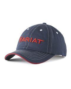 Ariat Team II Cap Navy/Red
