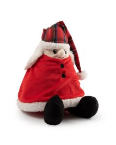 Ancol Nordic Mrs Claus Christmas Dog Toy - Cheshire, UK