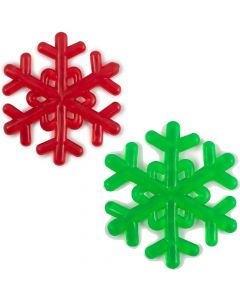 Ancol Gummee Snowflake Christmas Dog Toy - Cheshire, UK