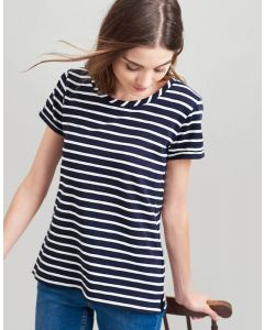 Joules Ladies Nessa Stripe Jersey T-Shirt