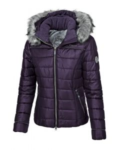 Pikeur Ladies Amal Quilted Jacket Grape