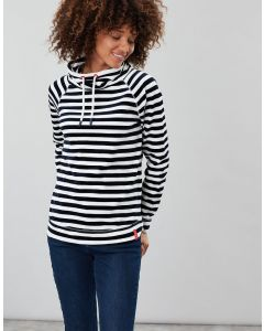 Joules Ladies Mayston Funnel Neck Light Sweatshirt