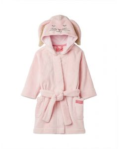 Joules Kids Bunny Character Dressing Gown