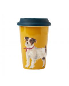 Joules Ceramic Travel Mug