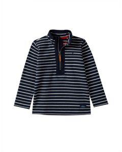 Joules Kids Boys Dale Half Zip Sweatshirt