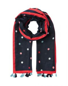 Joules Ladies Newhaven Woven Scarf