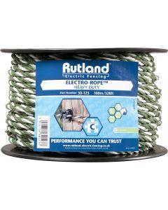 Rutland 6mm Electro-Rope Green/White