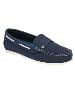 Dubarry Ladies Belize Deck Shoe Denim