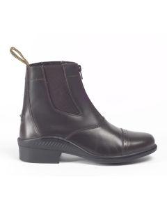 Brogini Adult Tivoli Paddock Boots Brown