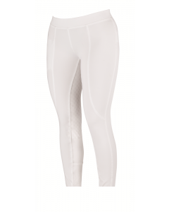 Dublin Childrens Performance Cool-It Gel Riding Tights White