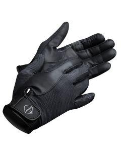 LeMieux Pro Touch Performance Riding Gloves Black