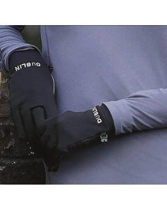 Dublin Thermal Riding Gloves Black