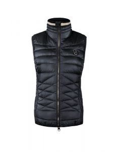 Cavallo Ladies Oyx Quilted Gilet
