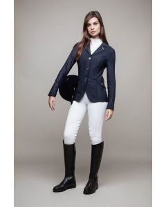 Horsware AA Platinum Ladies Motionlite Competition Jacket Navy