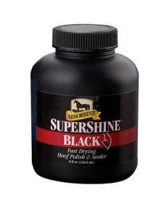 Absorbine SuperShine Hoof Polish Black 237ml