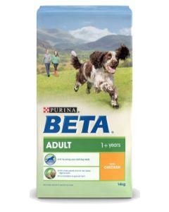 Beta Adult Chicken Dog Food 14kg