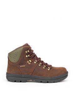 Aigle Tenere® Light Retro Gore-Tex® Leather Walking Boots - Chelford Farm Supplies