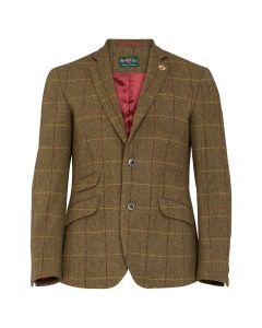 Alan Paine Mens Surrey Tweed Blazer Highland