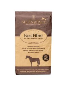 Allen & Page Fast Fibre Horse Feed 20Kg