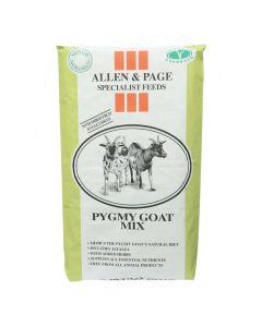 Allen and Page Pygmy Goat Mix 15kg - Chelford Farm Supplies
