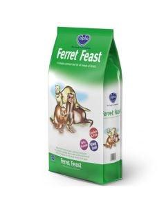 Alpha Ferret Feast Complete Ferret Food