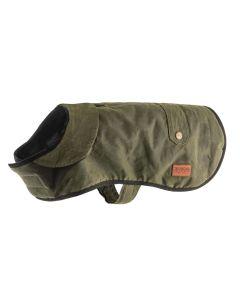 Ancol Heritage Green Wax Dog Coat - Chelford Farm Supplies