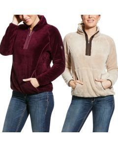 Ariat Ladies Dulcet 1/2 Zip Sweatshirt