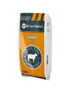 H J Lea Oakes Super Ewe Extra Nuts 18% 25kg