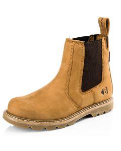 Buckler Non Safety Dealer Boot Honey B2700