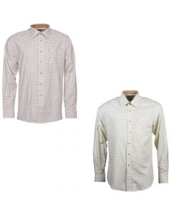 Barbour Mens Field Tattersall CC Shirt
