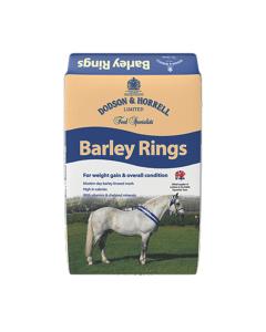 Dodson & Horrell Barley Rings Horse Feed 15kg