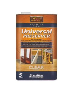 Barrettine Universal Premier Wood Preserver Clear