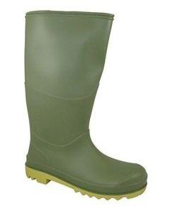 Berwick Adults Wellington Boot Green