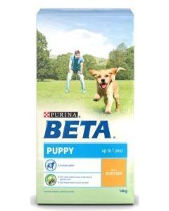 Beta Chicken Puppy Food 14kg