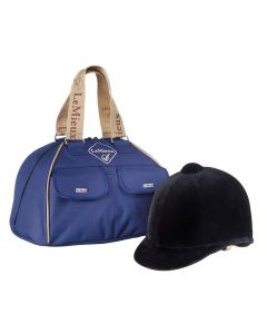 Le Mieux Hat Bag Blue