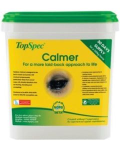 TopSpec Calmer Supplement 3kg