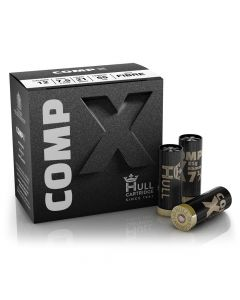 Hull Cartridge Company Comp X 12 Gauge 21 Gram Fibre Shotgun Cartridge