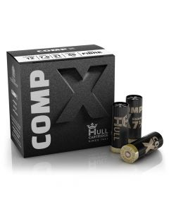 Hull Cartridge Company Comp X 12 Gauge 28 Gram Fibre Shotgun Cartridge