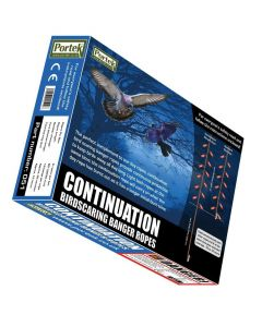 Portek Continuation Bird Scaring Night Banger Ropes - Cheshire, UK