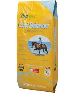TopSpec Cool Balancer Horse Feed 15kg