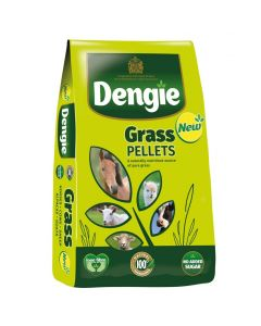 Dengie Grass Pellets Horse Feed 25kg