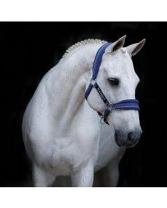 Horseware Rambo Padded Headcollar Royal Blue