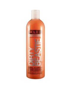 WAHL Showman Dirty Beastie Shampoo 500ml